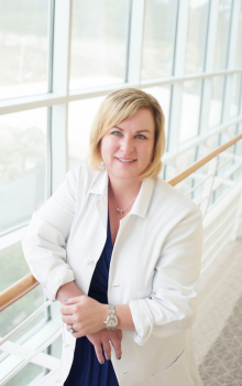 Dr. Courtney Mann- Fellowship Director